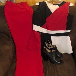 Worthington suit set